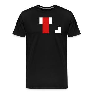 Suit T-Shirt (Men) - Men's Premium T-Shirt