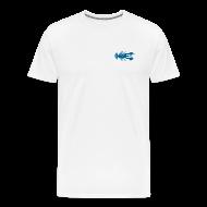 T-Shirts ~ Men's Premium T-Shirt ~ Breastpocket Lobster