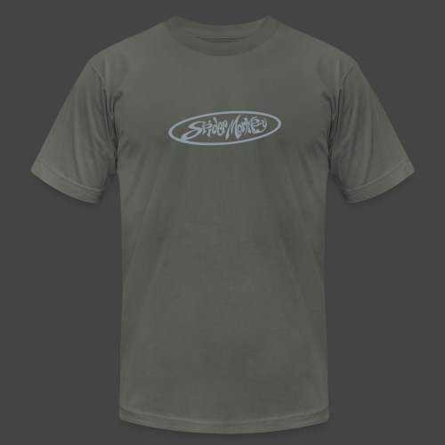 Spider Monkey Oval - Men's Tee - Men's Fine Jersey T-Shirt