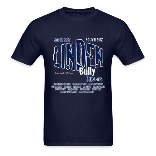 Limited Edition Linden Bully Men's T-Shirts - Men's T-Shirt
