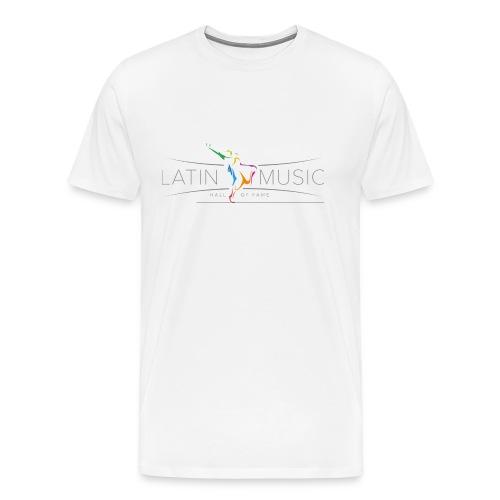 Standard T Big Logo - Men's Premium T-Shirt