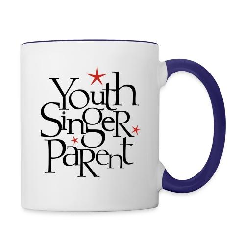 YSC Parent Two-Tone Mug - Contrast Coffee Mug
