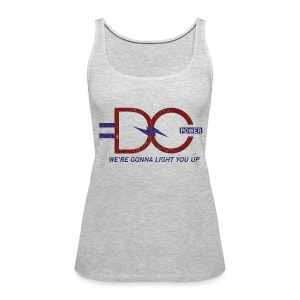 DC Power - Women's Tank - Women's Premium Tank Top