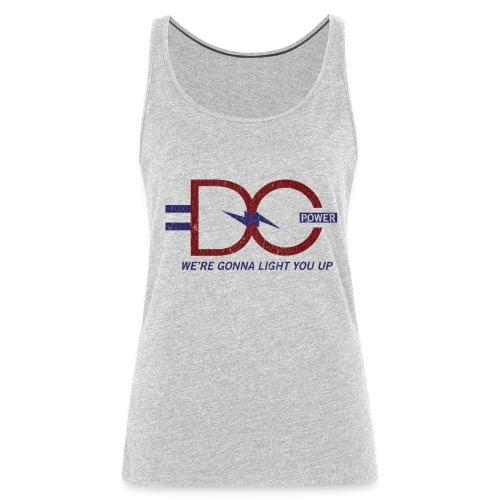 DC Power - Women's Tank - Women's Premium Tank Top