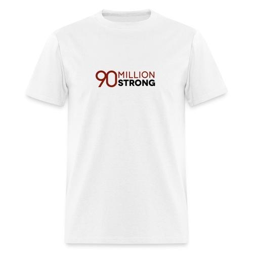 90mStrong Men's T-Shirt - Men's T-Shirt