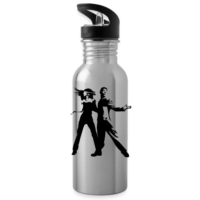 Youth Singer Parent Water Bottle