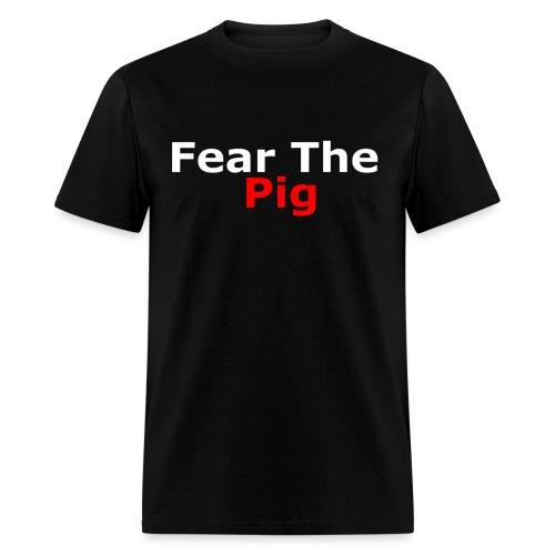 Fear the Pig Men's Premium Shirt - Men's T-Shirt
