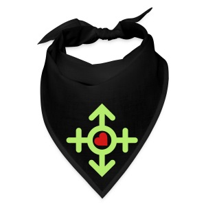Love United Gender Symbol (2c) - Bandana