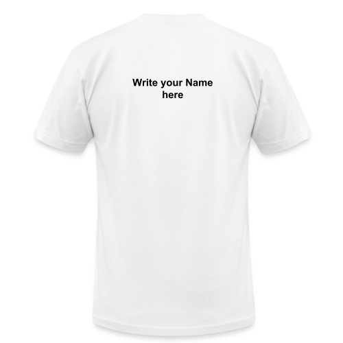 Younow shirt - Men's Fine Jersey T-Shirt