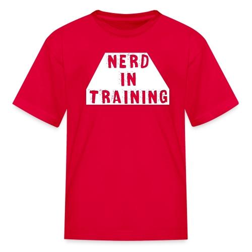 Nerd In Training - Kids' T-Shirt