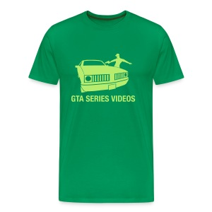 Kelly Green Premium T-Shirt - Men's Premium T-Shirt