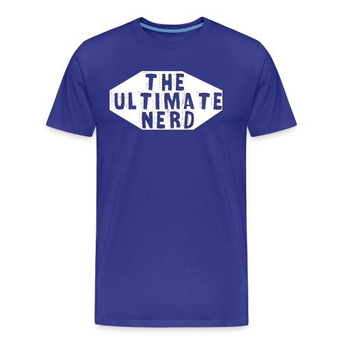 The Ultimate Nerd - Men's Premium T-Shirt