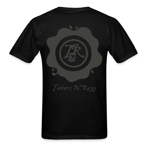 Official Seal Logo Black - Men's T-Shirt