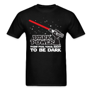 T-Shirts ~ Men's T-Shirt ~ Dark power