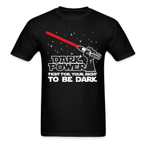Dark power - Men's T-Shirt