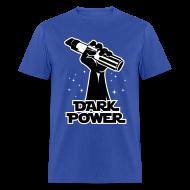 T-Shirts ~ Men's T-Shirt ~ Dark power flex