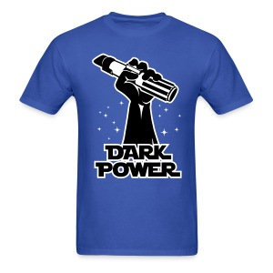 Dark power flex - Men's T-Shirt