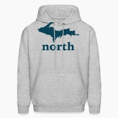 Up North U.P. Michigan Hoodies