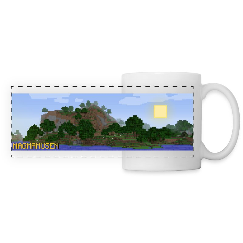 Panoramic Landscape Mug - Panoramic Mug