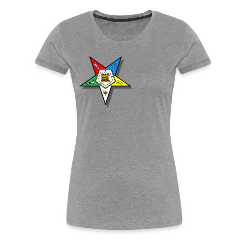 oes brand - Women's Premium T-Shirt
