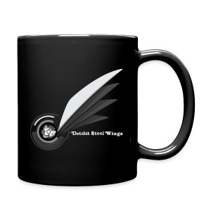 Steel Wings Coffee Mug - Full Color Mug