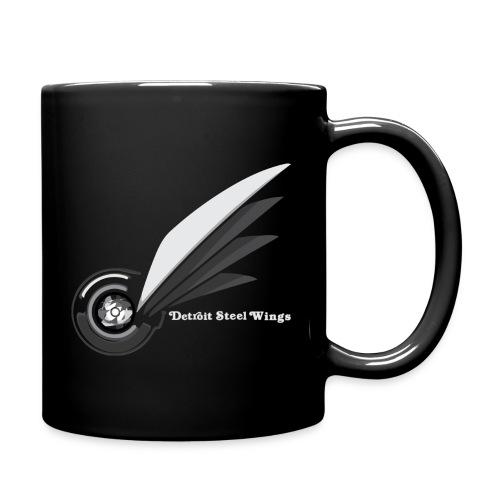 Steel Wings Coffee Mug - Full Color Mug