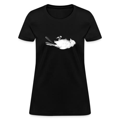 Death Records Large Womans - Women's T-Shirt