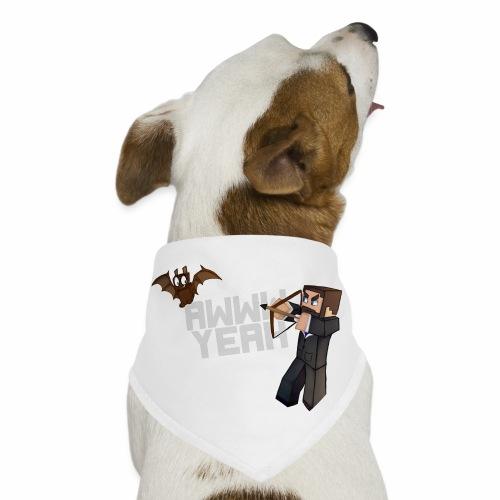 Awww Bat Dog Scarf - Dog Bandana