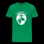 T-Shirts ~ Men's Premium T-Shirt ~ LAUDATO SI