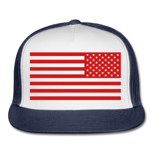 american hat - Trucker Cap