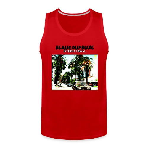 'Summer on Rodeo' Tank - Men's Premium Tank