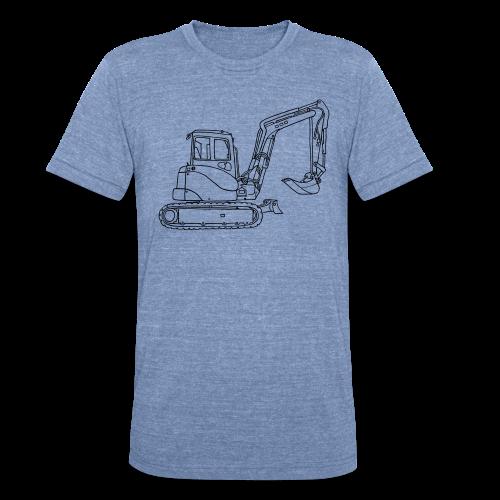 Digger - Unisex Tri-Blend T-Shirt