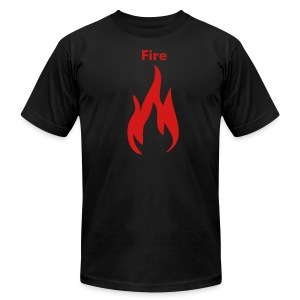 Fire Tees - Men's Fine Jersey T-Shirt