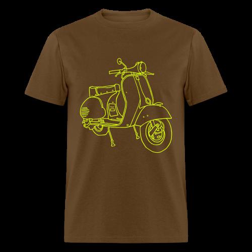 Motor scooter - Men's T-Shirt