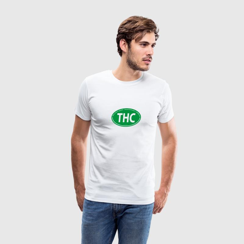 You can't spell healTHCare without THC! - Men's Premium T-Shirt