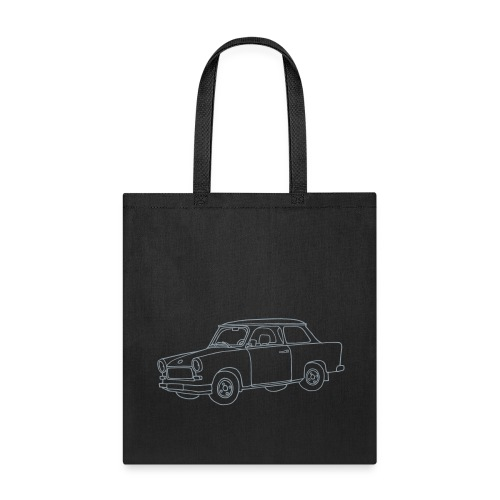 Car (Trabant) - Tote Bag