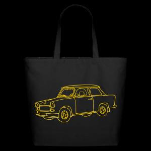 Car (Trabant) - Eco-Friendly Cotton Tote
