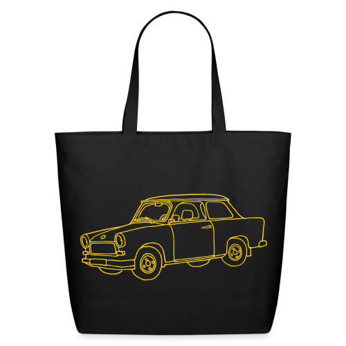Car (Trabant) - Eco-Friendly Cotton Tote