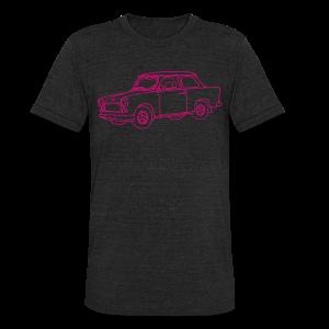 Car (Trabant) - Unisex Tri-Blend T-Shirt