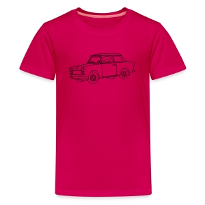 Car (Trabant) - Kids' Premium T-Shirt