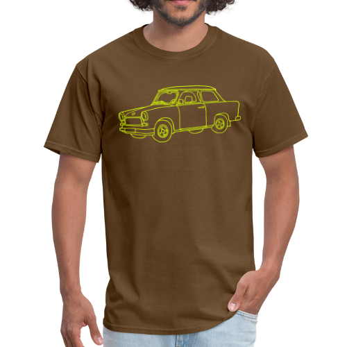 Car (Trabant) - Men's T-Shirt