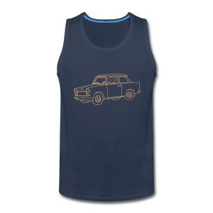 Car (Trabant) - Men's Premium Tank