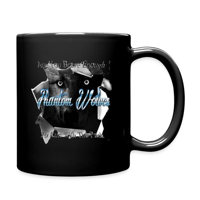 Phantom Wolves Bitch Mug
