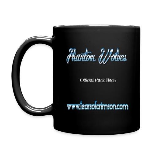 Phantom Wolves Bitch Mug - Full Color Mug
