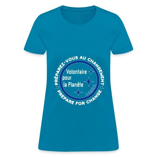 Femme anglais économique royal - Women's T-Shirt