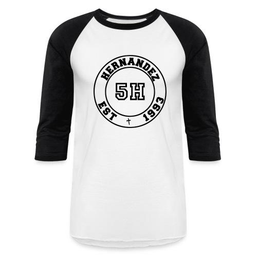 5H Circa 1993 Hernandez baseball tee - Baseball T-Shirt