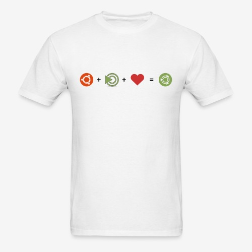 Ubuntu MATE Lurve - Men's T-Shirt
