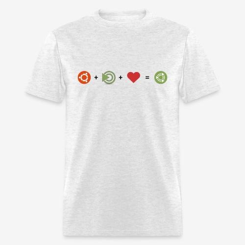 Ubuntu MATE Lurve - Men's T-Shirt