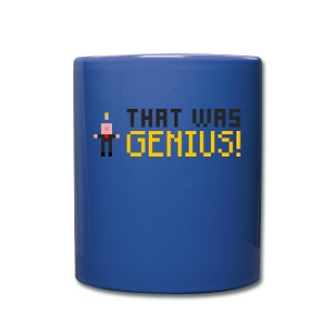 GENIUS! Mug - Full Color Mug