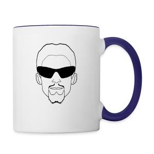 EXOVCDS Two Tone Mug (Right Handed) - Contrast Coffee Mug